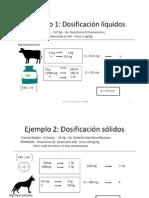 Calculo de Dosis y Fluidoterapia PDF