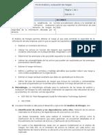 PS-04 Analisis y Evaluacion de Riesgos