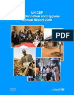 UNICEF Water, Sanitation and Hygiene Annual Report 2009