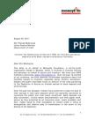 Memorandum on TDS