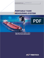 Portable Tank Measuring System