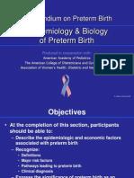 EpidemiologyAndBiologyBirth_82506_ed.ppt