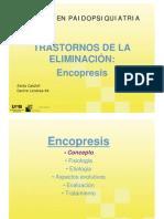 encopresis