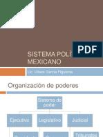 6. Sistema político mexicano