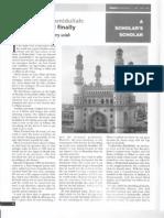 DrHamidUllah Islamic Scholar