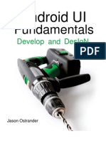 Android UI Fundamentals - Develop & Design