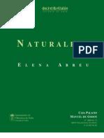 2005 Naturaleza. Elena Abreu. Villaviciosa de Odón