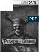 Manual Piratas Del Caribe