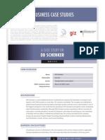 DB Schenker Case Study