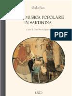 Sulla Musica Popolare in Sardegna