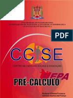 Livro+Pre Calculo