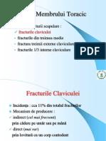 Fracturile Membr. Toracic