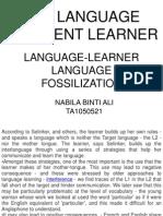 The Language Deficient Learner