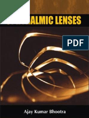 98b24419575f Ophthalmic Lenses | Lens (Optics) | Reflection (Physics)