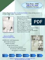 Validation Leaflet