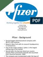 Pfizer Presentation