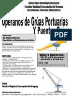 Curso Operarios GRUAS