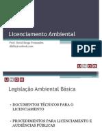03 - Licenciamento Ambiental - Aula