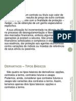 Derivativos 2013