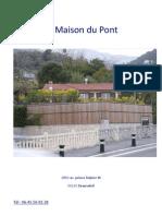 La Maison Du Pont - Net