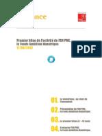 20130617 - Communication - Bilan FSN PME - Dossier de Presse