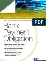 Bank Payment Obligation