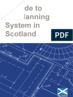 A Guide to the Planning System in Scotland
