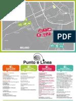 Locandina eventi estate 2013 - Punto e LInea