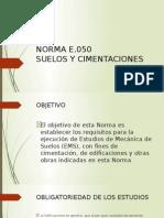NORMA E.050