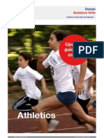 Sport England Athletics Design Guidance 2008