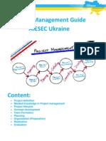 AIESEC Ukraine_Project Management Guide
