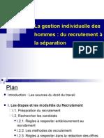 Cours1BRecrutementSept2010