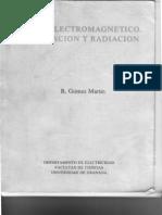 Campos Electromagneticos Propagacion y Radiacion.