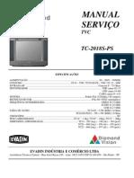 ManualServico TC2018S PS