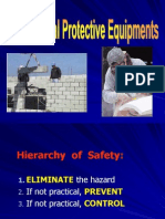 Construction Safety - Part 3 (Ppe)