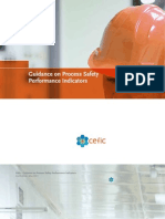 Guidance on Process Safety Performance Indicators