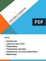 Aloe Vera y Psoriasis