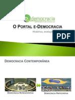 Palestra e-Democracia - Missão Pedagógica - 23-08