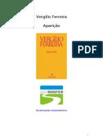 Ebook_Vergílio Ferreira_Aparição