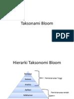 Taksonami Bloom