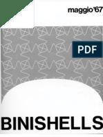 Binishells SpA Brochures