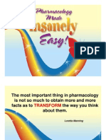 Pharmacology Made Insanely Easy PowerPoint