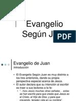 Exposicion de Juan El Apostol