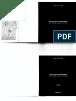 Documentos de identidade uma introdução as teorias do curriculo.