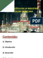 Geopolitica Petrolera en Mexico