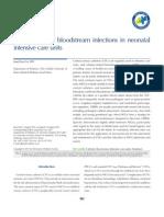 Cvc Infection in Icu