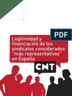 Dossier Legitimidad Sindicatos