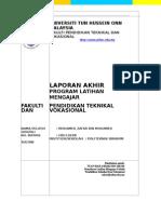 Borang+Format+Laporan+Akhir+LM Contoh.unlocked New