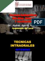 5.Tecnica Radiografica Bite Wing Oclusal y Localizacion
