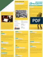Veranstaltungsprogramm Mai-Juni 2013